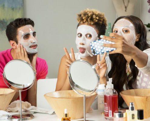 teenvogue beauty crisis fresh skin secret home face masks that feel like a spa treatment