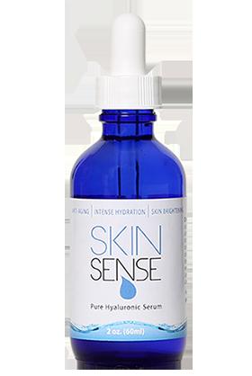 SkinSense - Pure Hyaluronic Serum 2oz